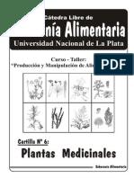 Cartilla 6 - Plantas Medicinales