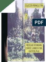 Colección Permacultura 07 Reciclaje de Basura Compost, Lombricultura, Plasticos, Pilas