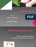 Gestão Social