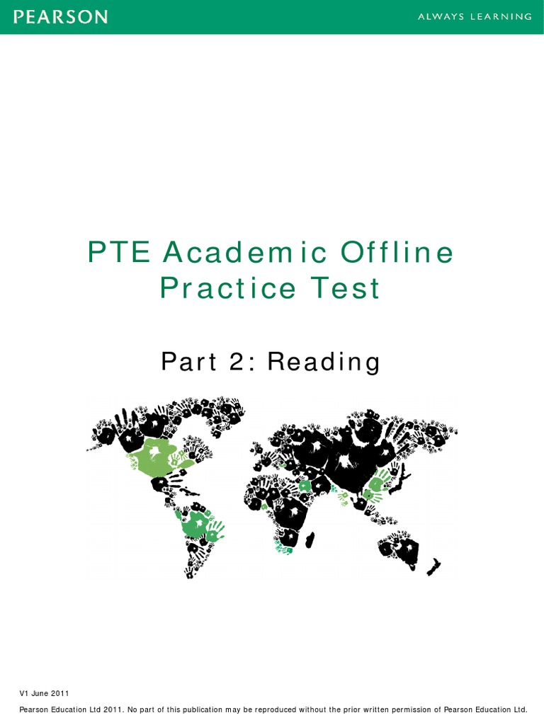 Part2 Reading PTEA Practice Test   Umami   Taste