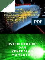 Sistem Partikel