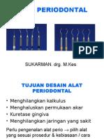 Alat Periodontal
