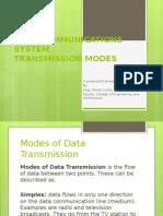 DATA COMMUNICATIONS- TRANSMISSION MODES.pptx