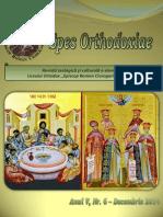 SPES ORTHODOXIAE nr. 6