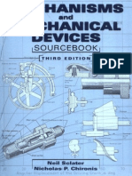 Mechanisms and Mechanical Devices Sourcebook - Sclater & Chironis