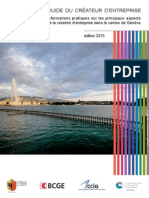 Guide Du Createur Geneve 2015
