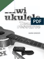 Kiwi Ukulele Teacher Resource