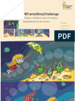 Priya Nair Panicker's Illustrations for the #6FrameStoryChallenge