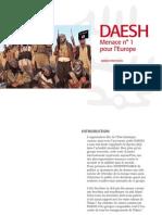 Daesh, menace n°1 pour l'Europe