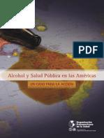 Alcohol Public Health Americas Spanish