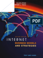 Book Internet Business Models and Strategies
