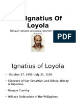 Ignatius Report