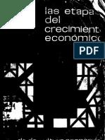 Rostow- Las Etapas Del Crecimmiento Economico