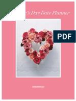 017 Valentine Planner High