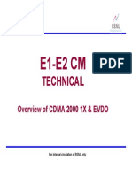 Chapter 09.Overview of CDMA 2001X