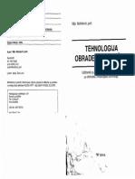 Tehnologija Obrade i Montaže