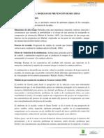 MODELOS DE PREVENCIÓN DE RECAÍDAS