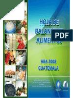 Hoja Balance de Alimentos 2008[1]