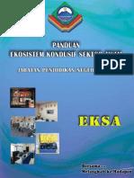 Buku Panduan EKSA JPNSabah 2014