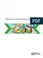 Mixing and Blending Technology