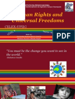 Human Rights and Universal Freedoms Presentation