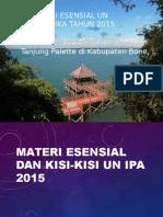 SKL UN IPA 2014-2015
