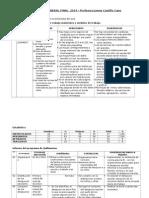 Informe Pedagógico Anual de Aula de educación inicial