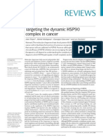 Targeting the Dynamic HSP90 Complex in Cancer