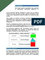 O Uso Das Expressões Algébricas