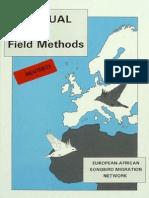 Manual of Field Methods