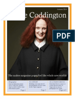 grace coddington  irina