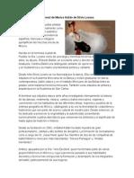 Ballet Folclórico Nacional de México Aztlán de Silvia Lozano