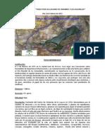 Ficha Ruta Paseo Por Las Lagunas de Jarambel y Las Lagunillas