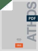 Catálogo ATHOS 2013