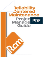 reliability centered maintenance second edition