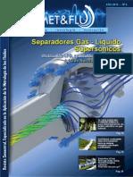 Separadores Gas - Líquido Supersónicos
