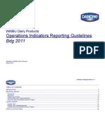Manufacturing & SC Indicators Def B'11