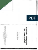 Flórez Ochoa, Rafael (1996) Los Modelos Pedaógicos