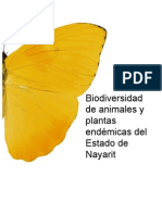 Biodiversidad de Nayarit