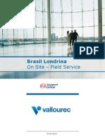 Treinamento Field Service