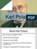 Polanyi Presentation Embeddedness