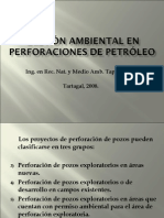 7904099 GESTION AMBIENTAL en Perforaciones de Petroleo