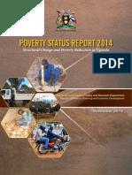 Uganda Poverty Status Report 2014