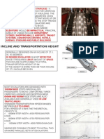 lifts and escalators