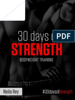 30 Day of Strength