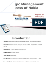 nokia strategies
