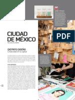 DF, Distrito Diseño