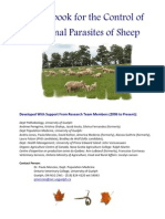 Handbook Control of Parasites of Sheep Dec2010
