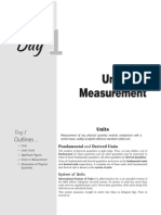 1. Units and Measurements (class 11th)