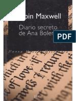 Diario Secreto de Ana Bolena